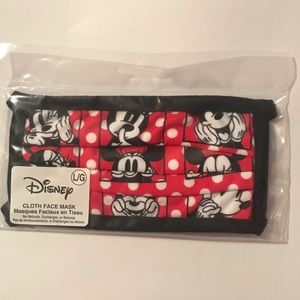 4/$25🔸Disney Minnie Mouse Face Mask